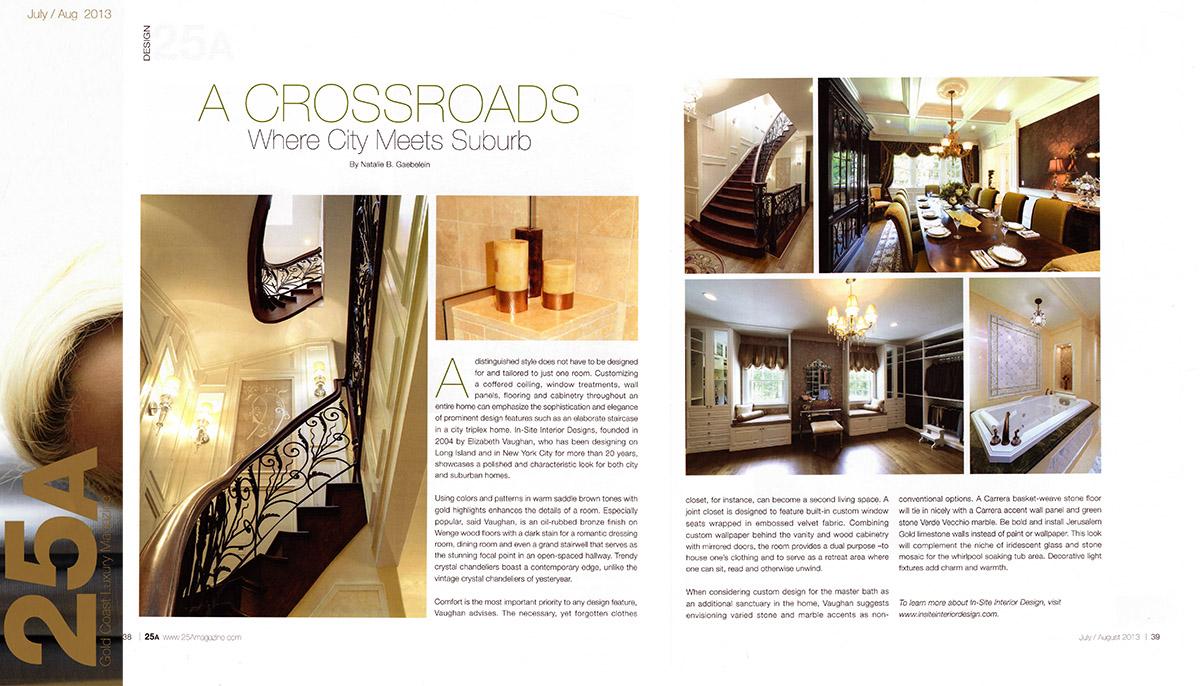Cottages at edgemere edgemere cottages in carmel for Award winning interior design websites