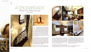 In-Site Interior Design - Featured in 25A Magazine - NYC Interior Designer - Residential