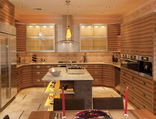 New York City Custom Kitchen