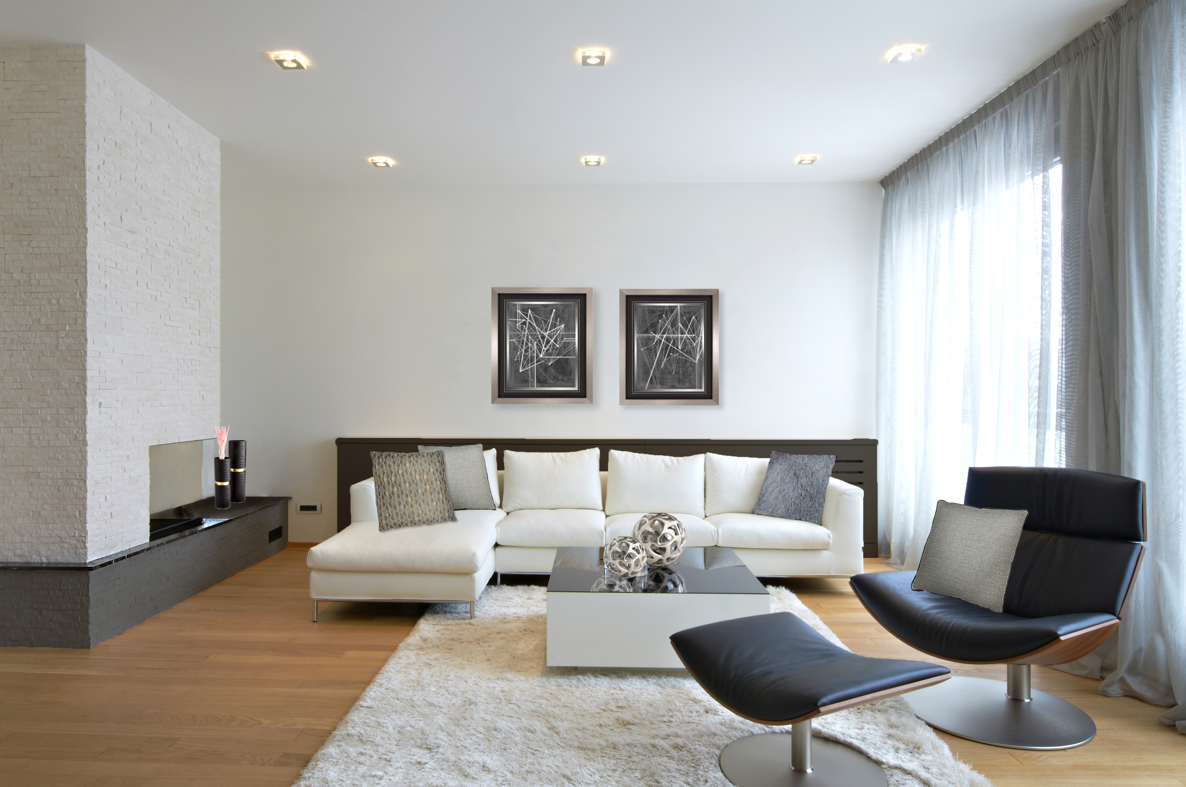 UL0401: Urban Loft Paint Palette | In-Site Interior Design