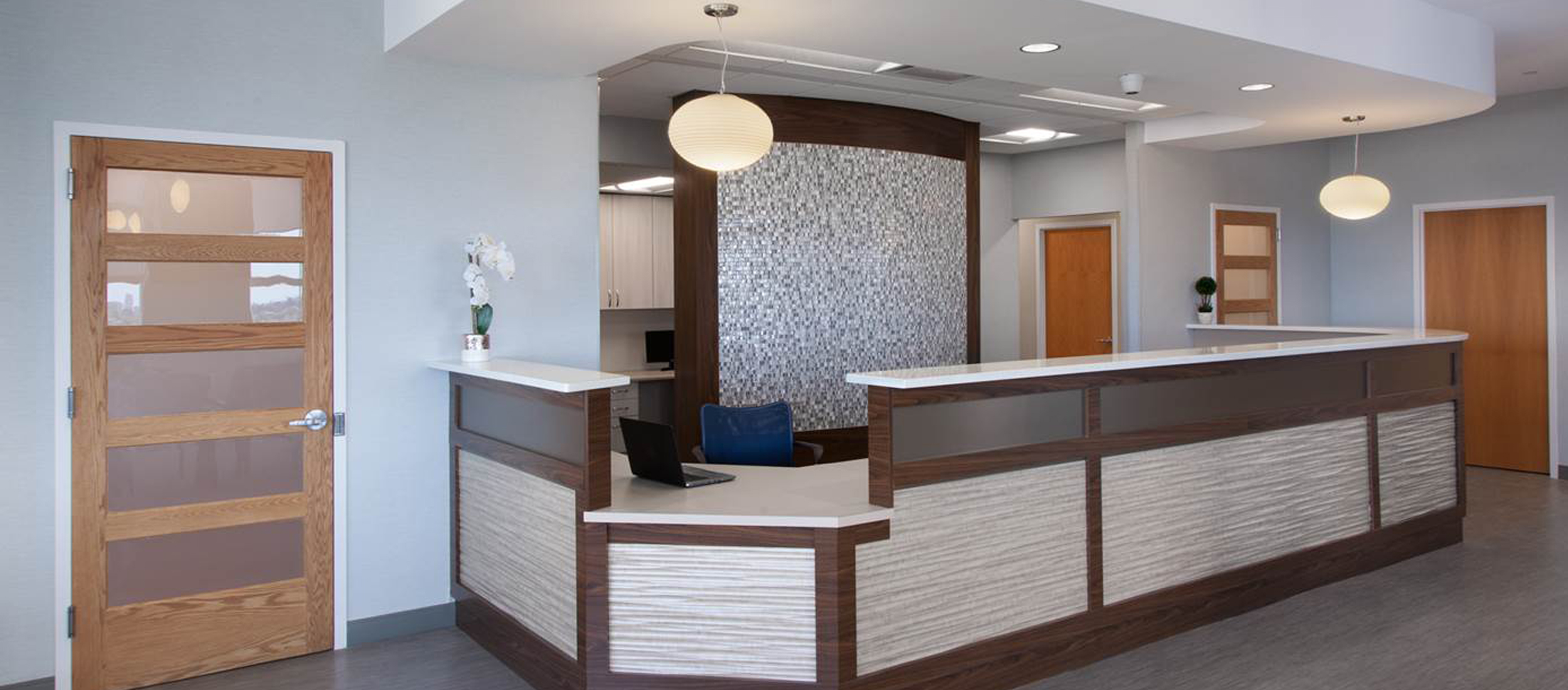 Heres A Clean And Functional Office Space Designed By In Site Interior Design