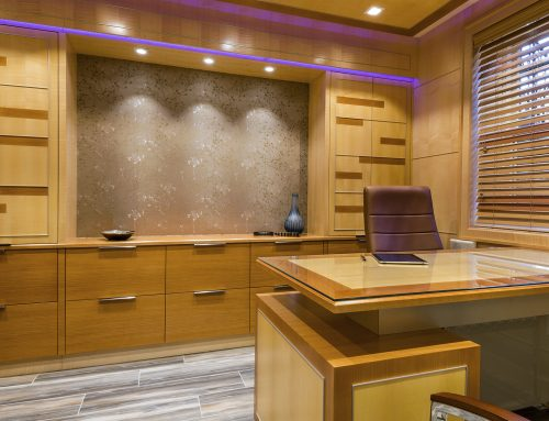 Private Executive Office Design