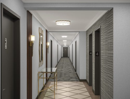 Upper East Side Corridor Design