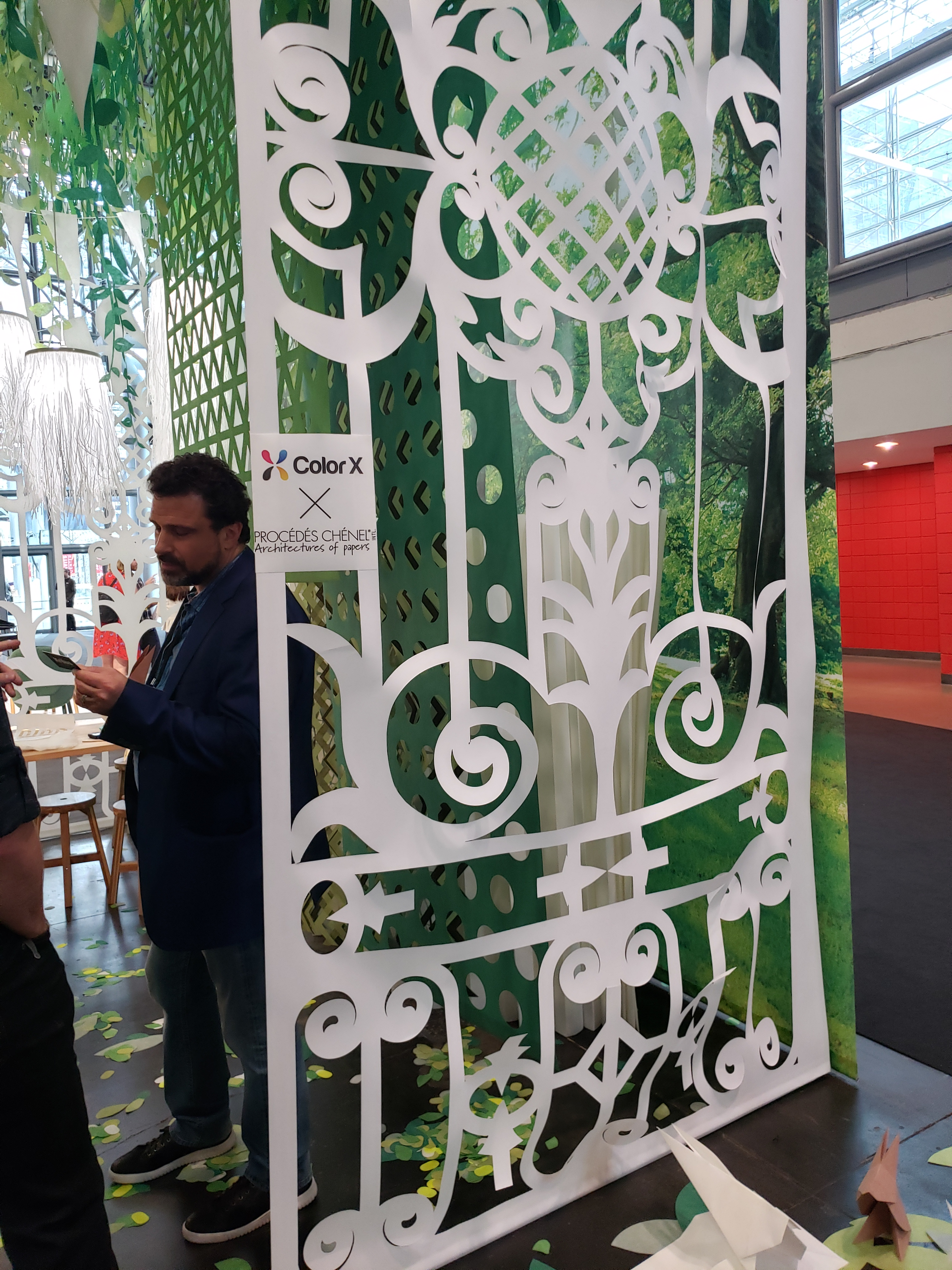 ICFF Procedes Chenel