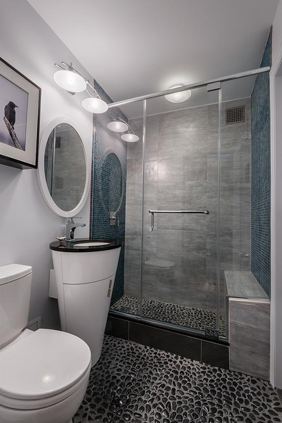 Modern Bathroom Renovation Nyc In Site Interior Design