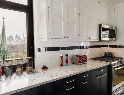 NYC Galley Kitchen Design