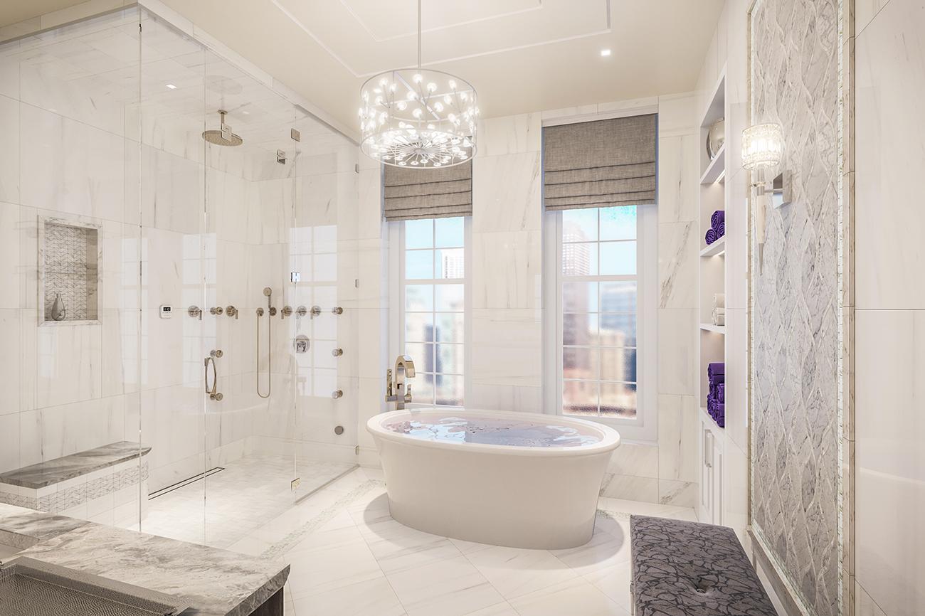 Grande Master Bath