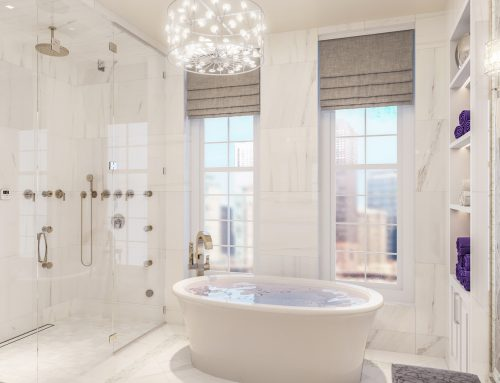 Brooklyn Master Bath Suite