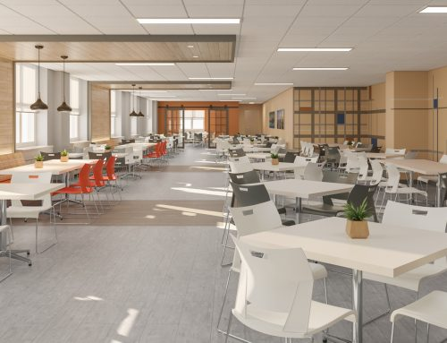 NYC Corporate Cafe Design